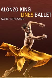 Alonzo King Lines Ballet - Scheherazade