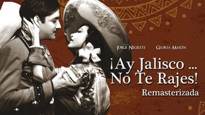 ¡Ay Jalisco.... no te rajes!