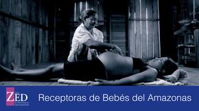 Receptoras de bebés del Amazonas