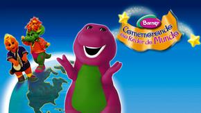 Barney: Comemorando Ao Redor Do Mundo
