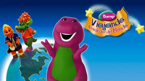 Barney: Viajando alrededor del mundo