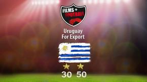 Films + Footbal - Uruguay: Para exportación