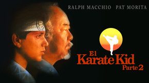 El Karate Kid Parte 2