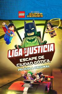 Liga de la Justicia Lego: Escape de Ciudad Gótica