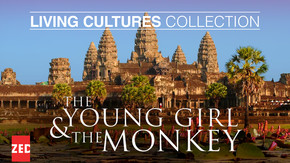 Living Cultures Collection: The Young Girl and the Monkey