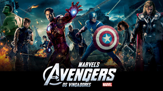Marvel's The Avengers: Os Vingadores