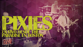 Pixies - Live at Paradise in Boston