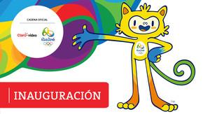 Rio 2016: Inauguración
