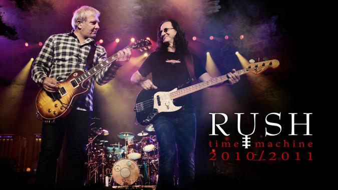 Rush - Time Machine 2010/2011