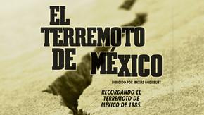El terremoto de México