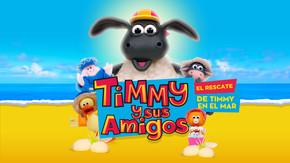 Timmy y sus Amigos: El rescate de Timmy en el mar