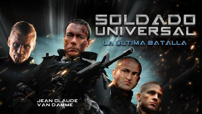 Soldado universal: La última batalla