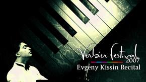 Verbier Festival 2007: Evgeny Kissin Recital